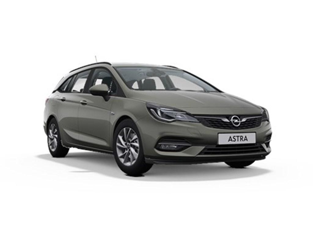 Tweedehands te koop: Opel Astra Grijs - Sports Tourer 15 Turbo D Diesel 122pk SS Automaat 9 - Edition - Nieuw