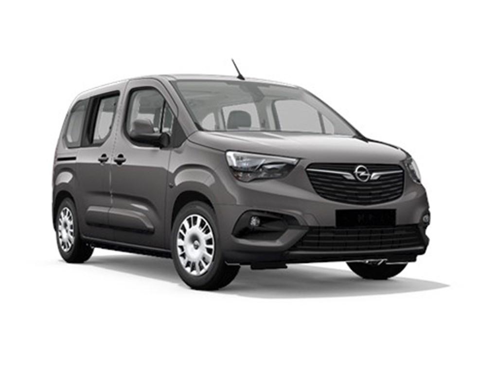 Tweedehands te koop: Opel Combo Grijs - Life Edition 12 Turbo benz Automaat 8 StartStop - 130pk 96kw - Nieuw