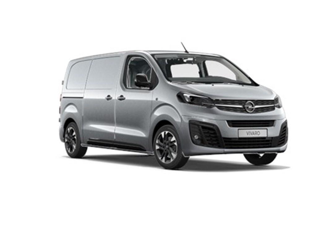 Tweedehands te koop: Opel Vivaro Grijs - Gesloten Bestelwagen Innovation L2H1 3pl 20 Turbo D Diesel 177pk 130kw AT8 - Nieuw