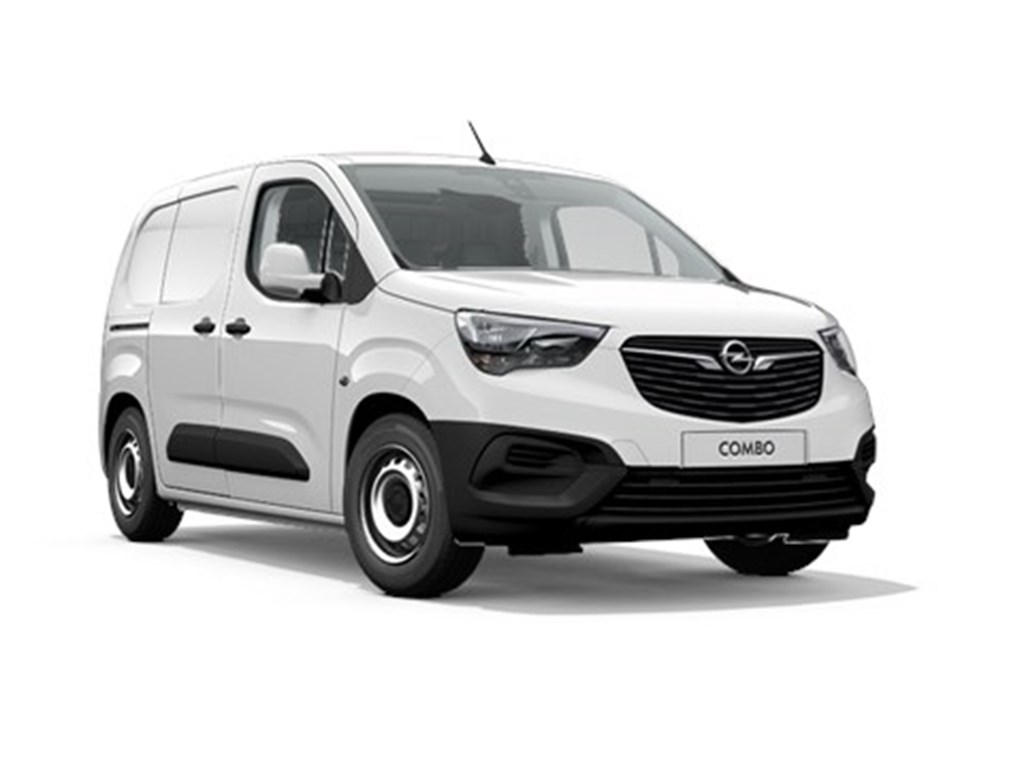 Tweedehands te koop: Opel Combo Wit - Bestelw Edition L1H1 3pl 15 Turbo D BlueInj Diesel Manueel 5 SS - 102pk 75kw - Nieuw