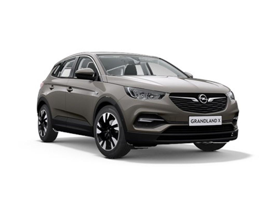 Tweedehands te koop: Opel Grandland X Grijs - Innovation 15 Turbo D - Automaat 8 StartStop - 130pk 96kw - Nieuw