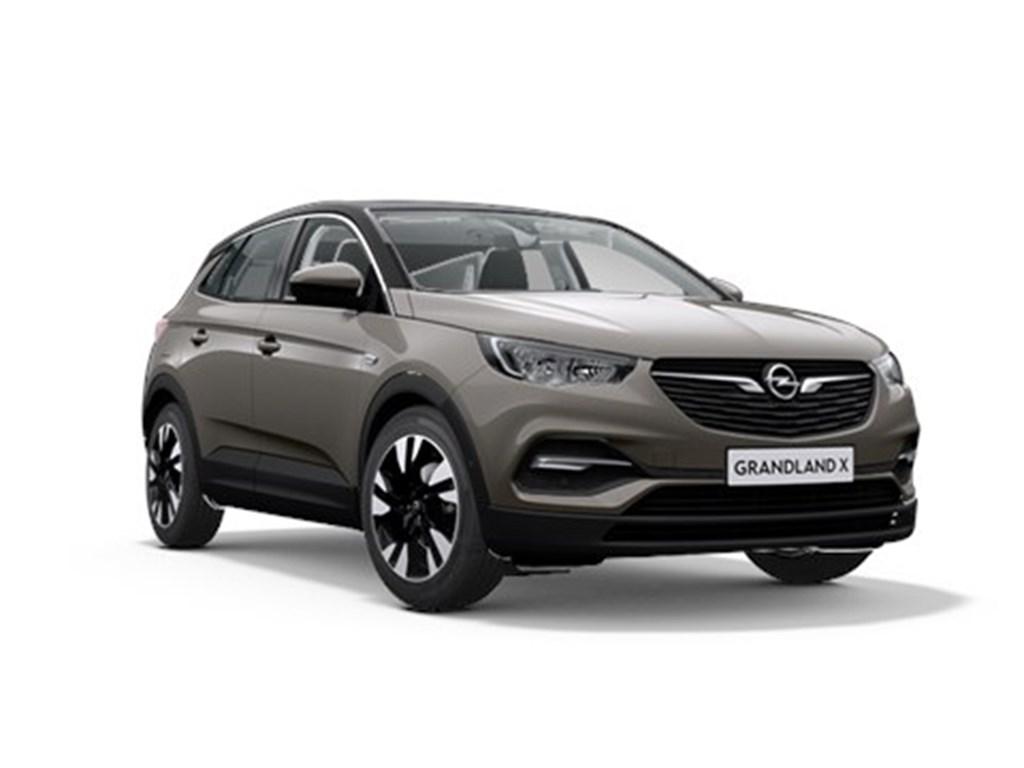 Tweedehands te koop: Opel Grandland X Grijs - Innovation 16 Turbo - Automaat 8 StartStop - 180pk 133kw - Nieuw