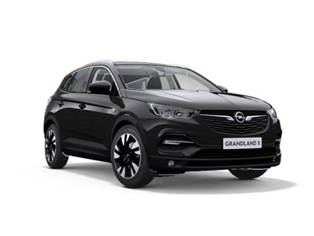 Tweedehands te koop: Opel Grandland X Zwart - Ultimate 15 Turbo D - Man 6 versn StartStop - 130pk 96kw - Nieuw