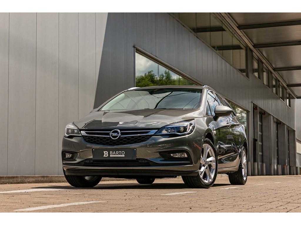 Tweedehands te koop: Opel Astra Grijs - 16 CDTiAutomaatInnovationOfflaneAutoAircoParkeersens va