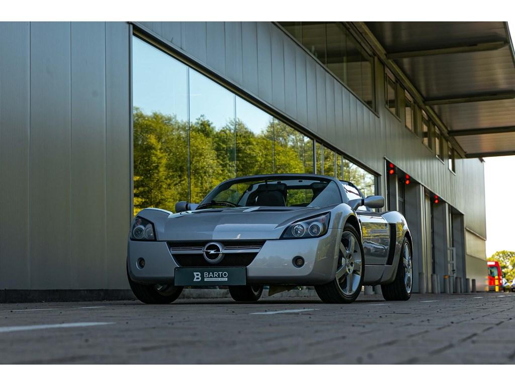 Opel-Speedster-Zilver-22-Speedster-N0363-1j-volledige-garantie