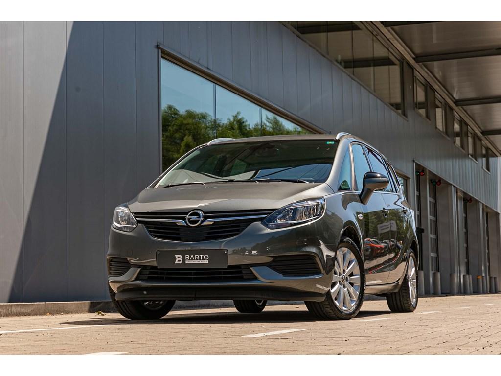 Tweedehands te koop: Opel Zafira Grijs - 16CdtiInnovation7zitParkeersens vaAuto AircoNavi