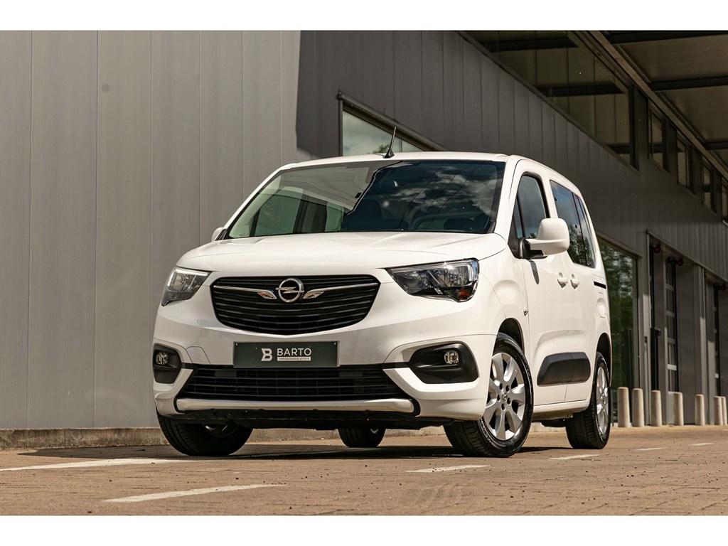 Tweedehands te koop: Opel Combo Wit - 12 Turbo - 7 zitplaatsen - L1H1 - Offlane - Navi - Auto Airco -
