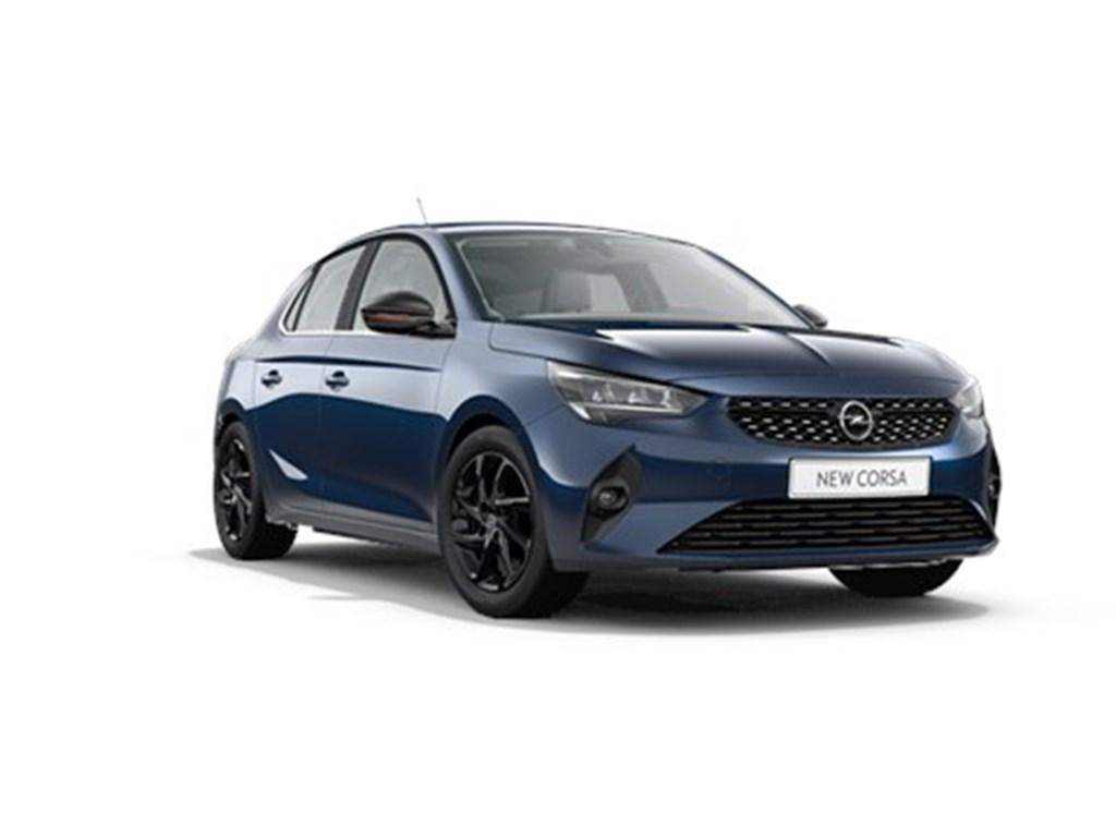 Tweedehands te koop: Opel Corsa Blauw - 5-deurs Elegance 12 Benz Manueel 5 StartStop - 75pk - Nieuw