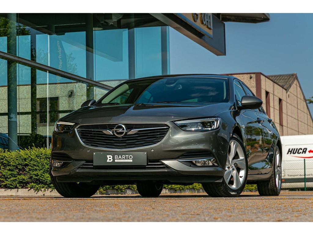Tweedehands te koop: Opel Insignia Grijs - Benz 165pkAutomaatInnovationLedMatrixLederCameraDodehoek