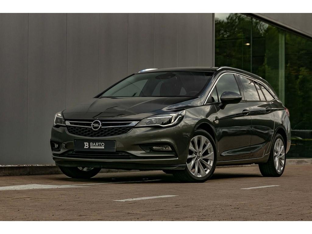Tweedehands te koop: Opel Astra Grijs - Break - 14T 125pk - luxe uitvoering - sensoren -
