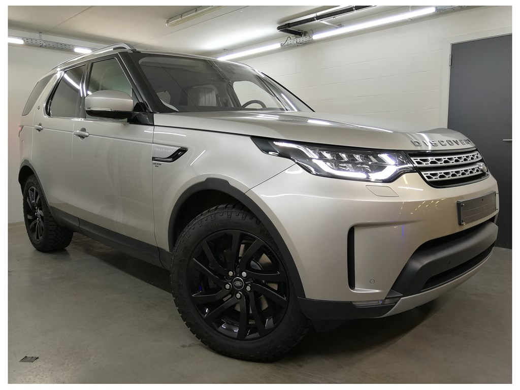 Land Rover Discovery SUV / Offroad / 4x4