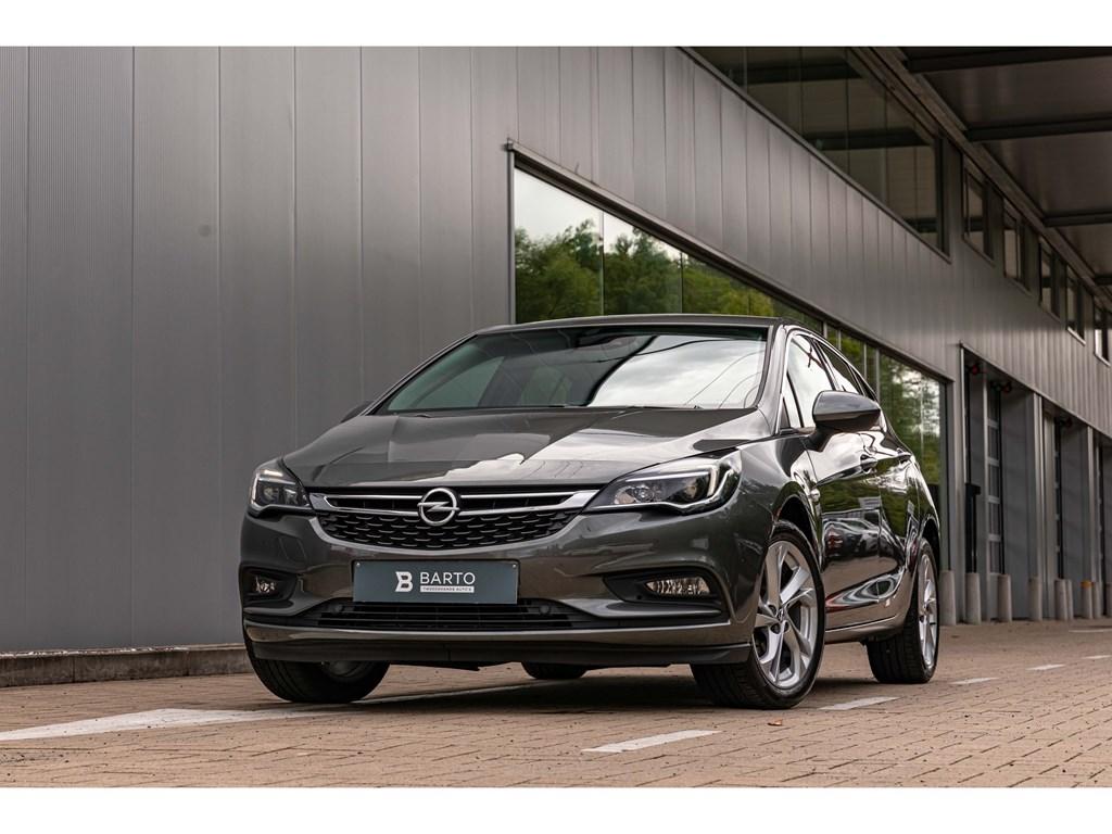Opel-Astra-Grijs-14T-150pkAutomaatInnovationOfflaneBotswrschParkeersens-
