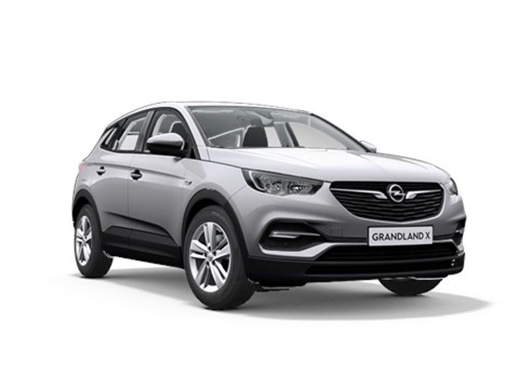 Opel-Grandland-X-Grijs-Edition-12-Turbo-benz-Manueel-6-StartStop-130pk-96kw-Nieuw