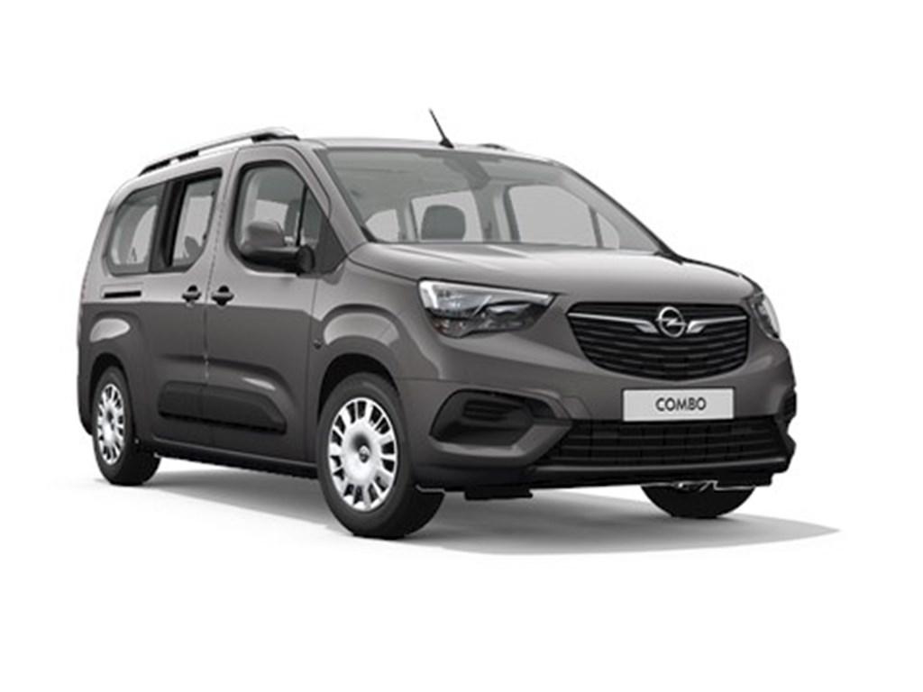 Tweedehands te koop: Opel Combo Grijs - Life XL Edition 12 Turbo benz Manueel 6 StartStop - 110pk 81kw - 7zits - Nieuw