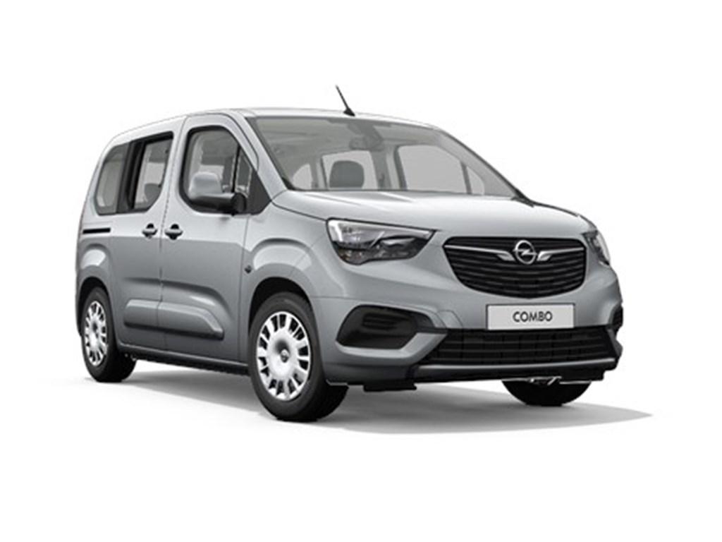 Tweedehands te koop: Opel Combo Grijs - Life Edition 12 Turbo benz Manueel 6 StartStop - 110pk 81kw - 7zits - Nieuw