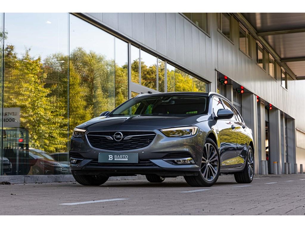 Opel-Insignia-Grijs-15BenzInnovationLederLEDMatrixKeyless18BIColor-