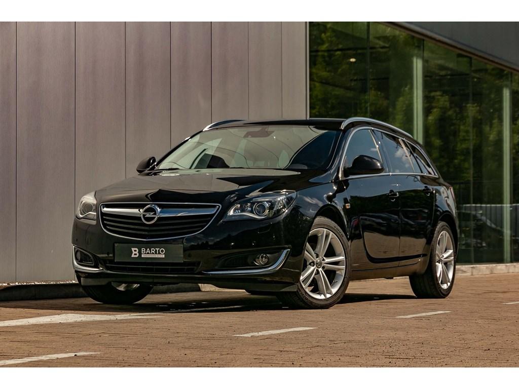 Tweedehands te koop: Opel Insignia Zwart - 16 CDTI ECOTEC Cosmo AUT