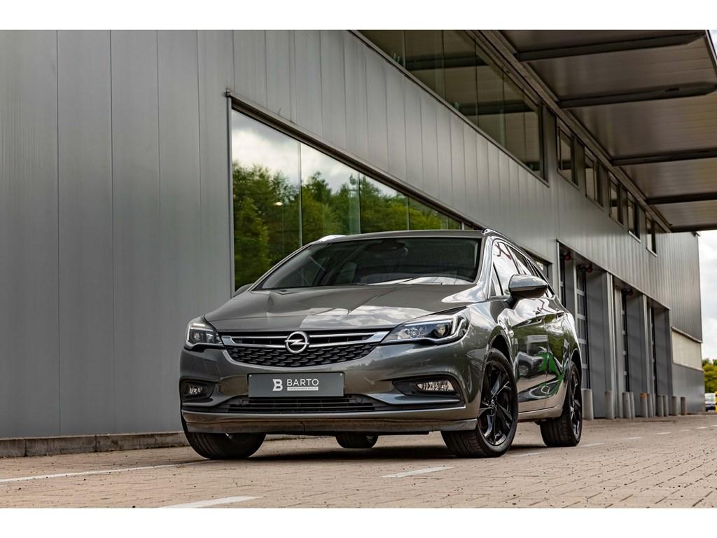 Tweedehands te koop: Opel Astra Grijs - 14BenzElektr KofferDodehoekCameraOfflane