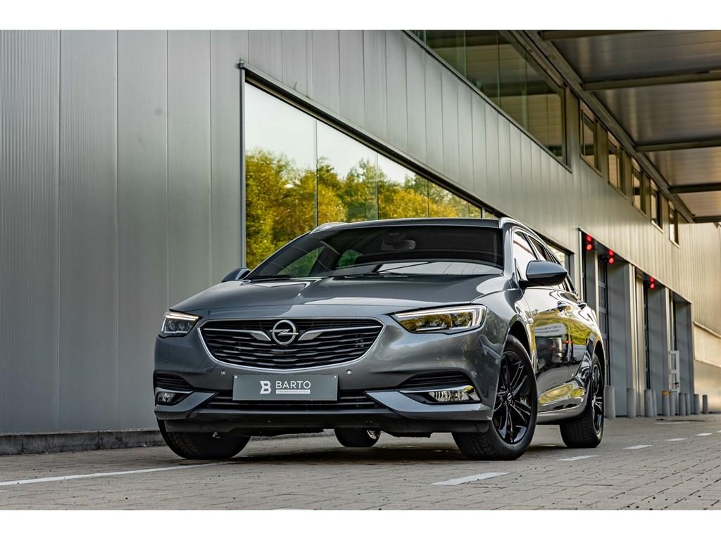 Tweedehands te koop: Opel Insignia Grijs - Benz 165pkOPCline intCameraElektr KofferDodeHoek
