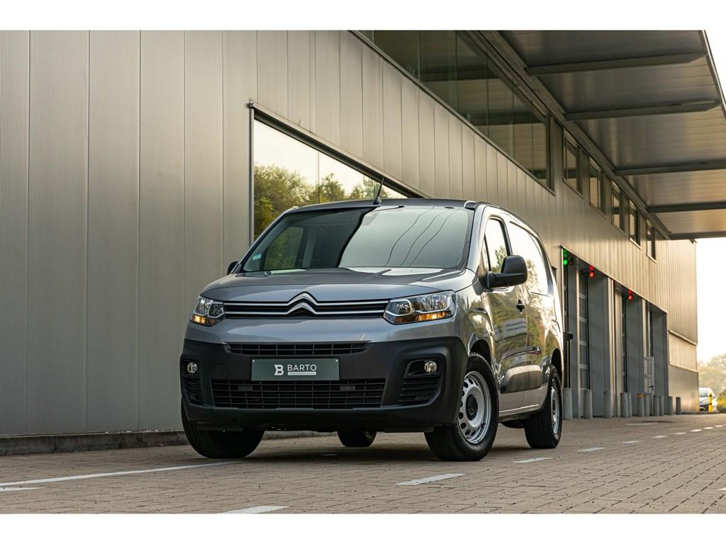 Tweedehands te koop: Citroen Berlingo Grijs - Diesel 100pkXL-versieAircoCameraParkeersens