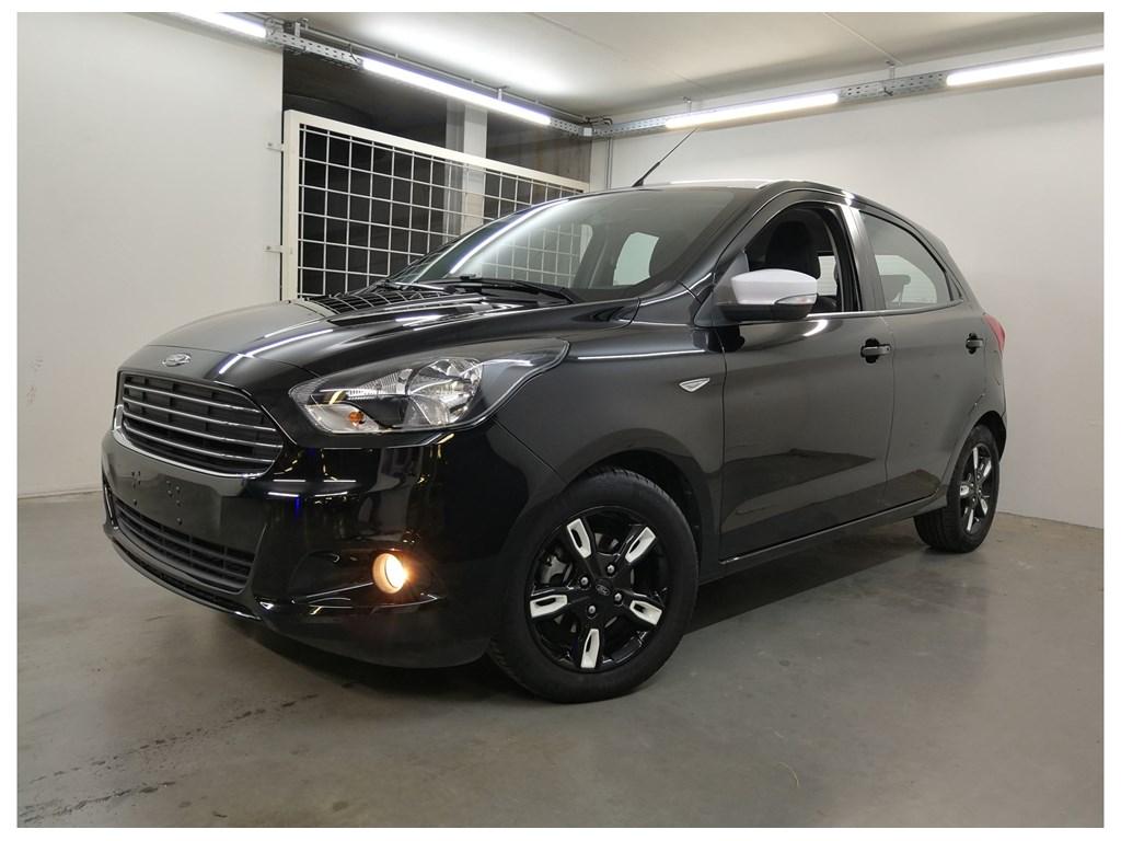 Ford KA+ 4/5 Deurs