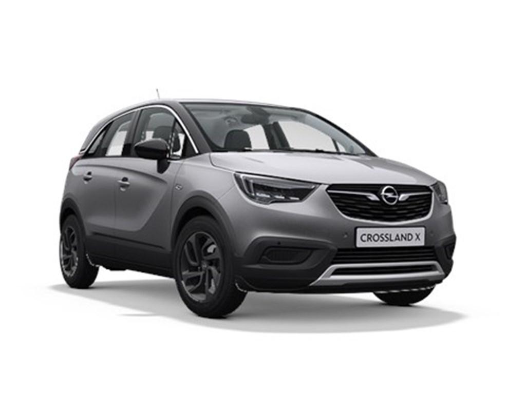Tweedehands te koop: Opel Crossland X Grijs - 120 Years Edition 12 Turbo Benz Automaat 6 StartStop - 130pk 96kw - Nieuw