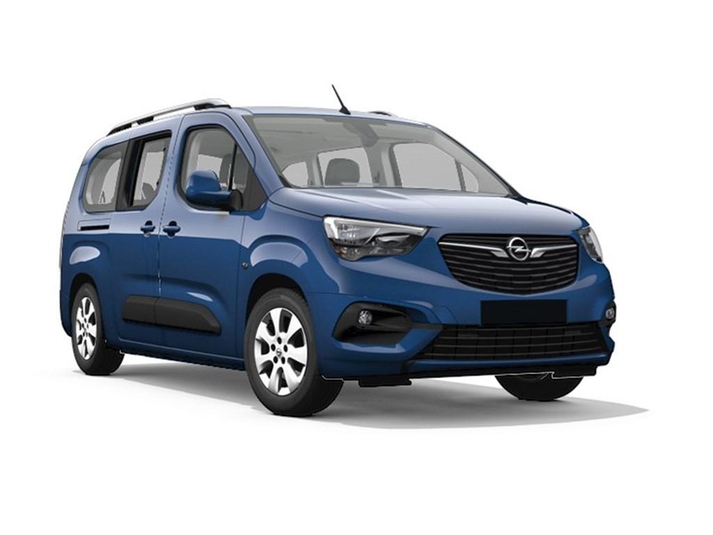 Tweedehands te koop: Opel Combo Life Blauw - XL Edition 12 Turbo benz Automaat 8 StartStop - 130pk 96kw - 7zits - Nieuw
