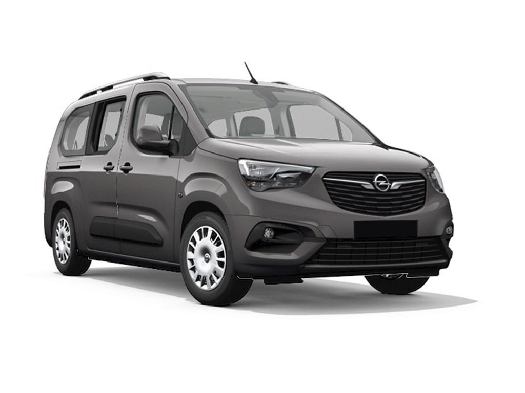 Tweedehands te koop: Opel Combo Life Grijs - XL Edition 12 Turbo benz Automaat 8 StartStop - 130pk 96kw - 7zits - Nieuw
