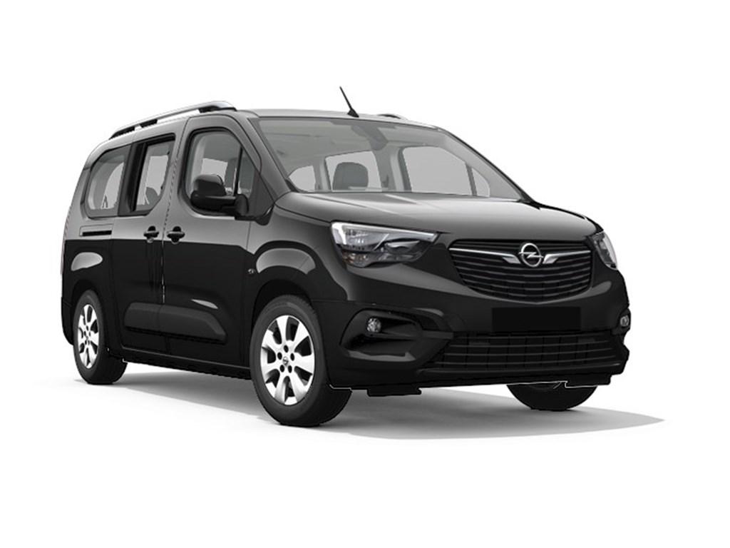 Tweedehands te koop: Opel Combo Life Zwart - XL Edition 12 Turbo benz Automaat 8 StartStop - 130pk 96kw - 7zits - Nieuw
