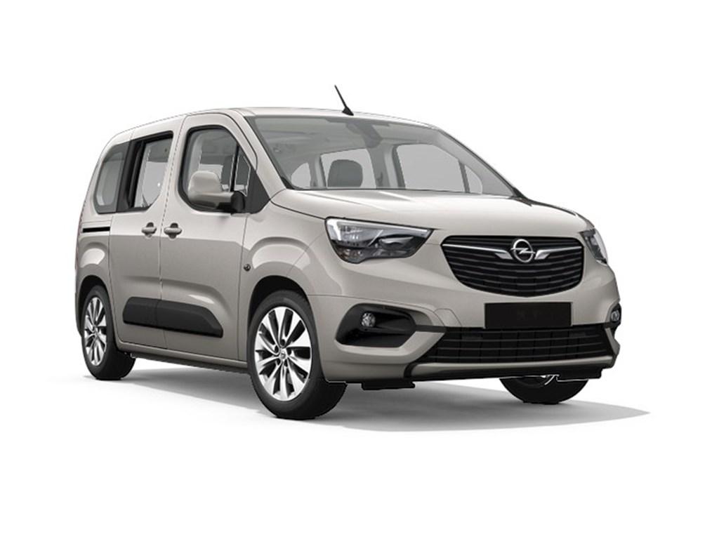 Tweedehands te koop: Opel Combo Life Grijs - Edition 12 Turbo benz Automaat 8 StartStop - 130pk 96kw - Nieuw