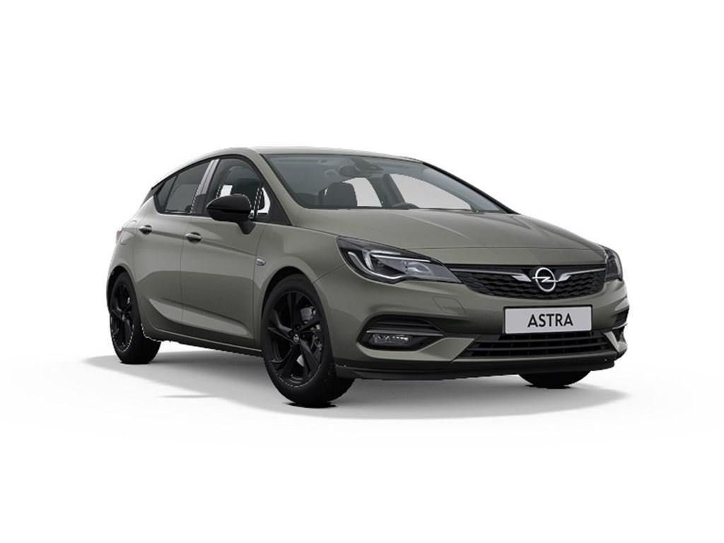 Tweedehands te koop: Opel Astra Grijs - 5-Deurs 15 Turbo D Diesel 122pk SS Manueel 6 - Ultimate - Nieuw
