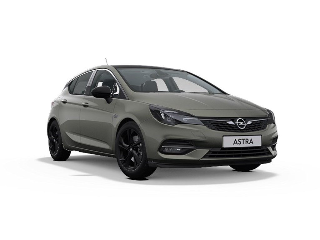 Tweedehands te koop: Opel Astra Grijs - 5-Deurs 15 Turbo D Diesel 105pk SS Manueel 6 - Elegance - Nieuw