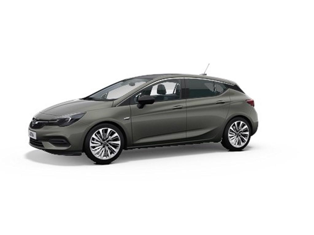 Tweedehands te koop: Opel Astra Grijs - 5-Deurs 14 Turbo Benz 145pk SS CVT 7 - Elegance - Nieuw