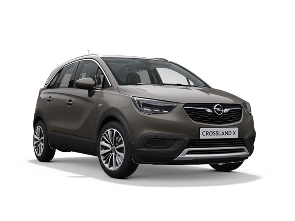 Tweedehands te koop: Opel Crossland X Grijs - Innovation 15 Turbo D Diesel Automaat 6 StartStop - 120pk 88kw - Nieuw