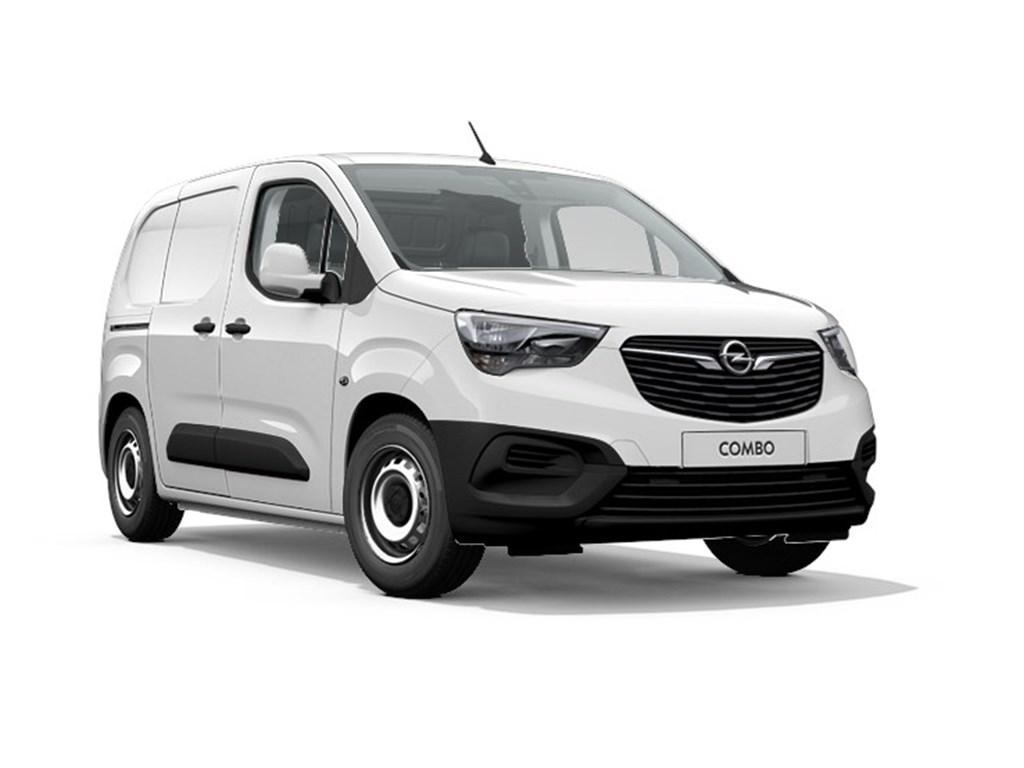 Tweedehands te koop: Opel Combo Wit - Cargo Edition L1H1 15 Turbo D Diesel BlueInjection - Manueel 5 StartStop - 75pk 55kw - Nieuw