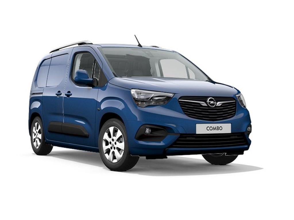 Tweedehands te koop: Opel Combo Blauw - Cargo Edition L1H1 15 Turbo D Diesel BlueInjection - Manueel 5 StartStop - 102pk75kw - Nieuw