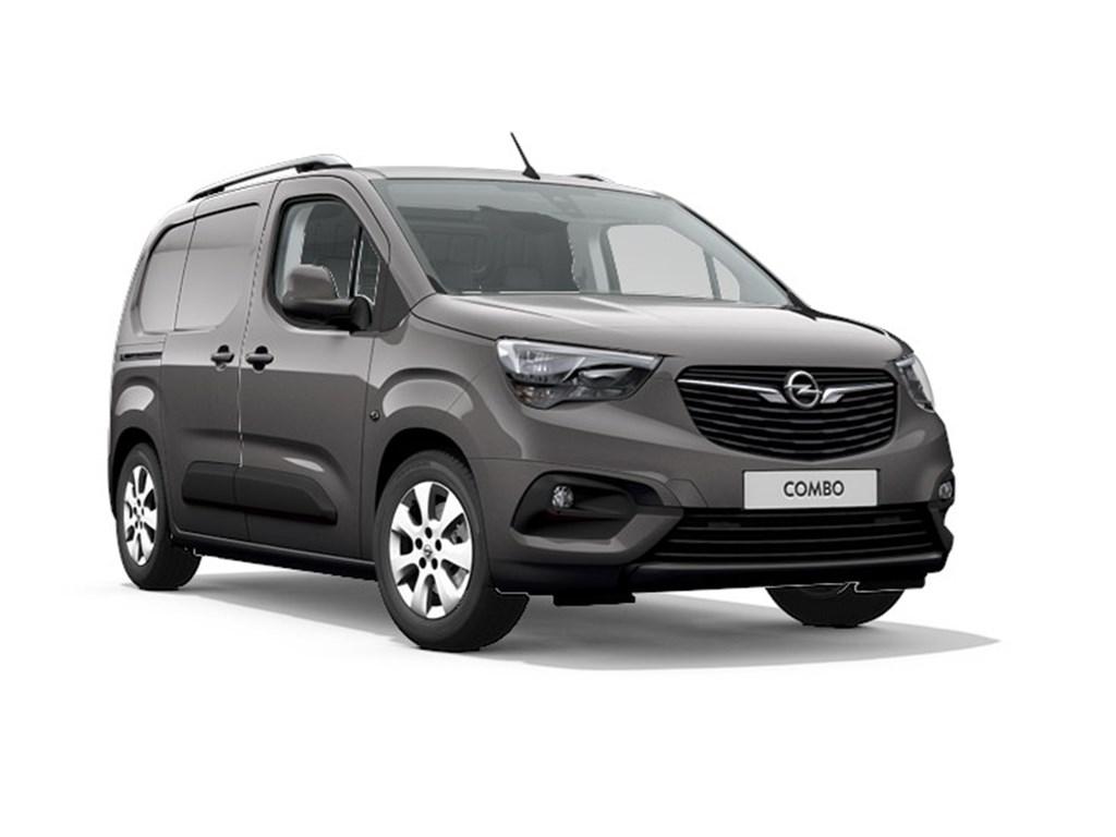 Tweedehands te koop: Opel Combo Grijs - Cargo Edition L1H1 15 Turbo D Diesel BlueInjection - Manueel 5 StartStop - 102pk75kw - Nieuw