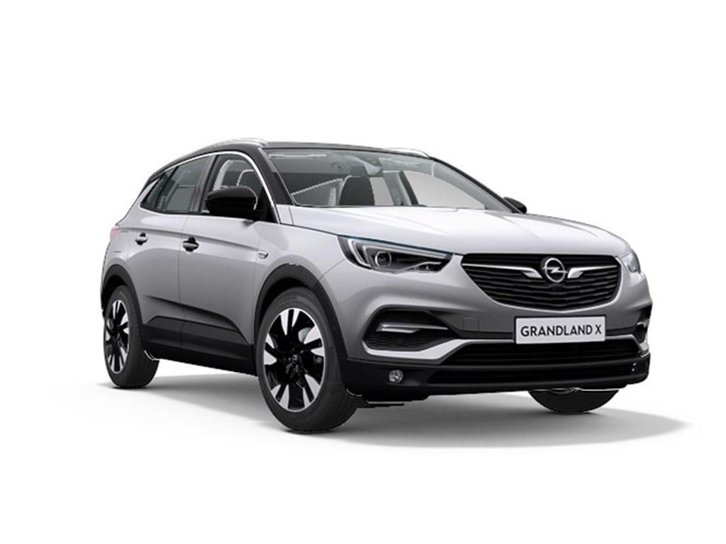 Tweedehands te koop: Opel Grandland X Grijs - Ultimate 16 Turbo Benz - Automaat 8 StartStop - 180pk 133kw - Nieuw