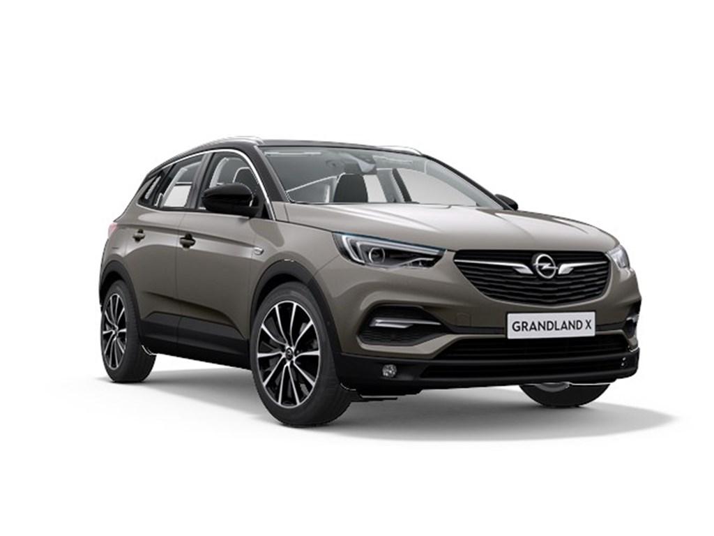 Tweedehands te koop: Opel Grandland X Grijs - Innovation 16 Turbo E-AT8 StartStop Hybrid 4 - 300pk 220kw - Nieuw