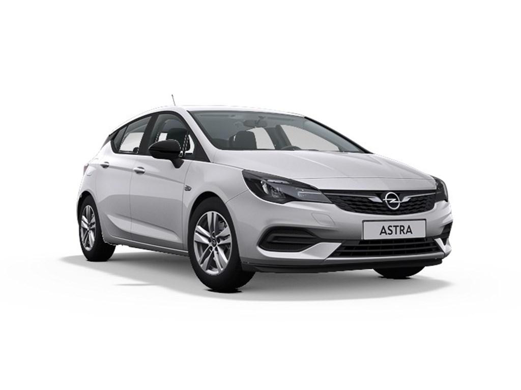 Tweedehands te koop: Opel Astra Zilver - 5-deurs 12 Turbo 110pk SS Manueel 6 - Edition - Nieuw