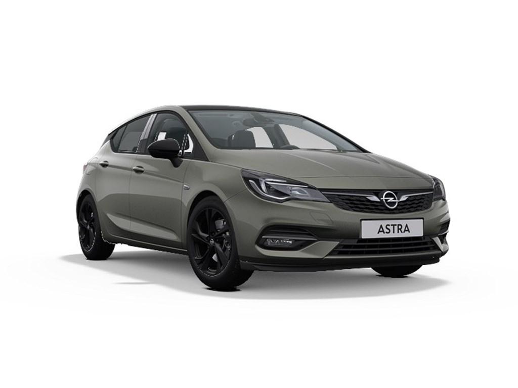 Tweedehands te koop: Opel Astra Grijs - 5-Deurs 12 Turbo Benz 110pk SS Manueel 6 - Ultimate - Nieuw