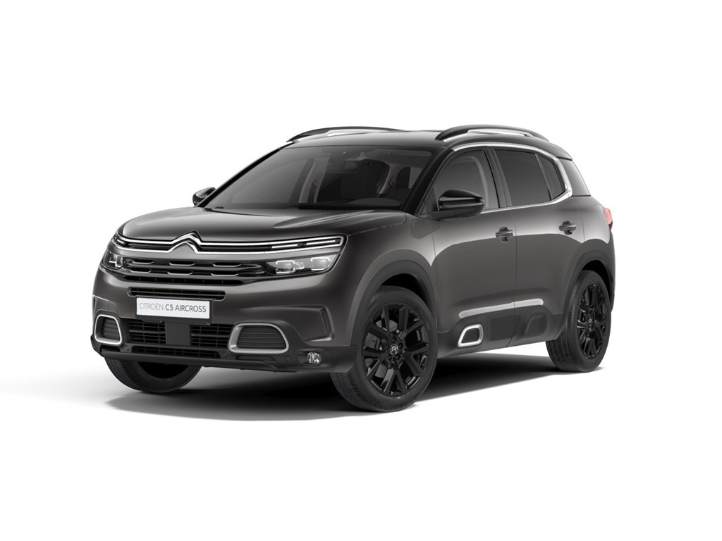 Tweedehands te koop: Citroen C5 AIRCROSS Grijs - 15 BlueHDi 130PK AT ShinePANO DAKZWARTE VELGENPARK ASSIST 360