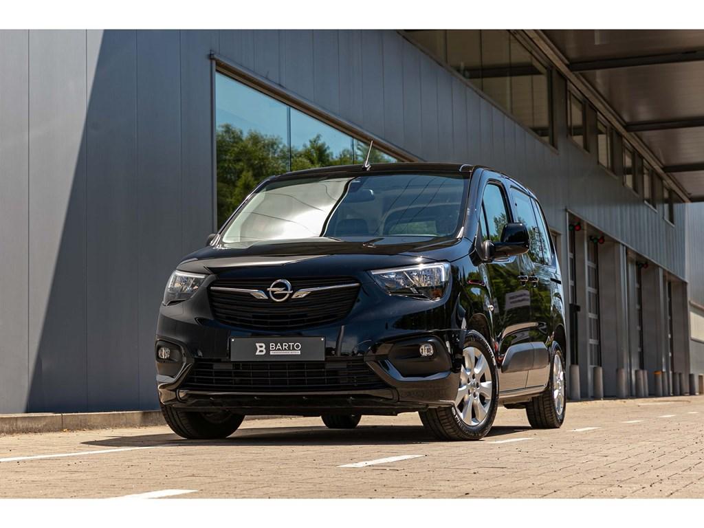 Tweedehands te koop: Opel Combo Zwart - 15Diesel7-zitL1H1NaviAircoAlu Velgen