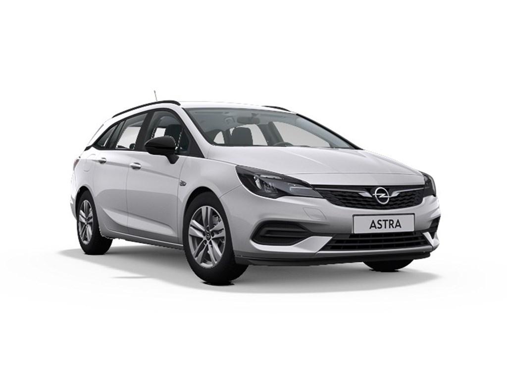 Tweedehands te koop: Opel Astra Zilver - Sports Tourer 15 Turbo D Diesel 105pk SS Manueel 6 - Edition - Nieuw