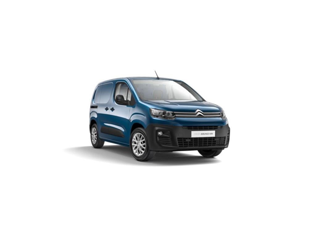 Citroen-Berlingo-Blauw-Van-Maat-M-Light-15-Diesel-100PK-Club