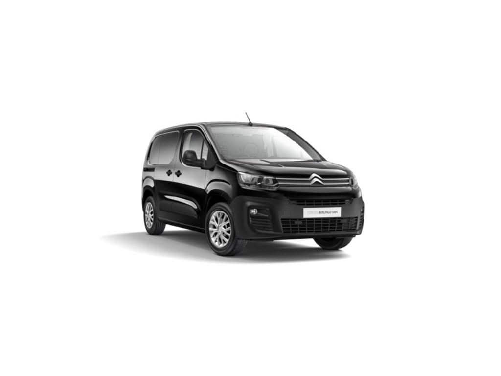 Tweedehands te koop: Citroen Berlingo Zwart - Van Maat M Light 15 Diesel 100PK Club