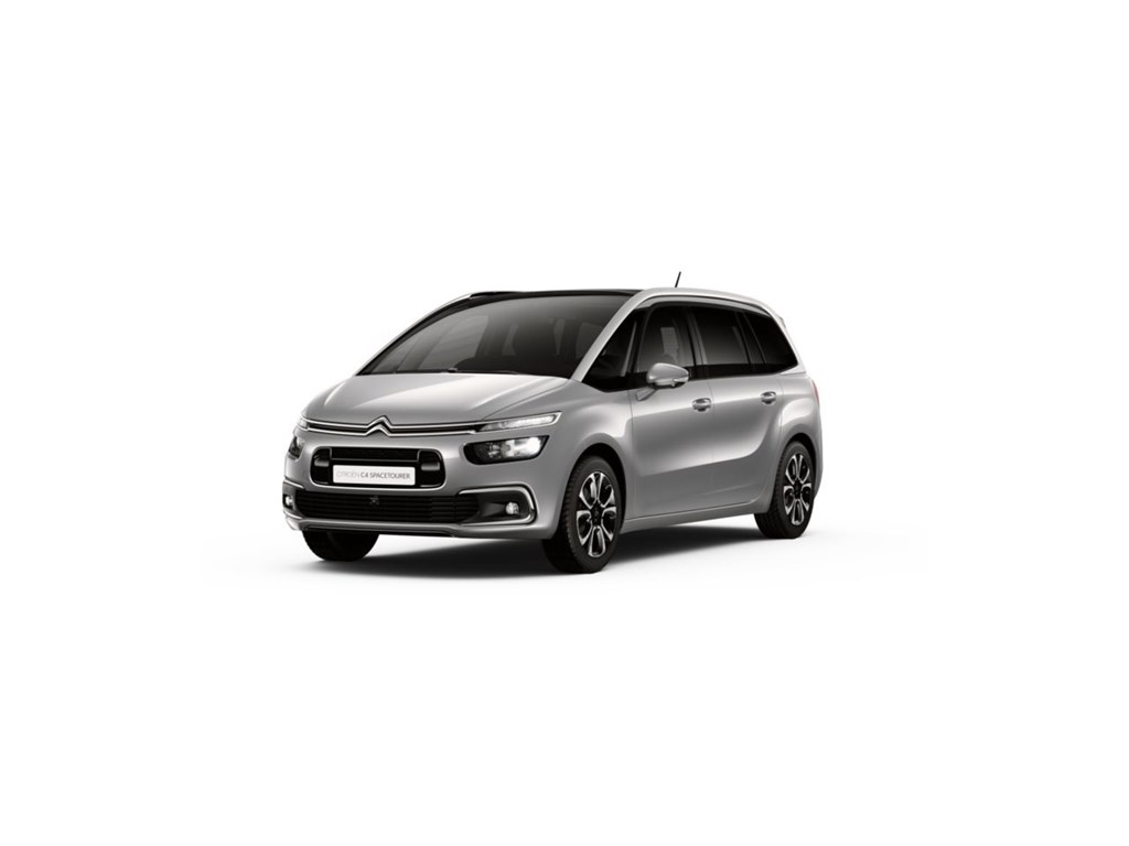 Tweedehands te koop: Citroen Grand C4 Spacetourer Grijs - 15 BlueHDi 130PK AUTOMAAT SHINE