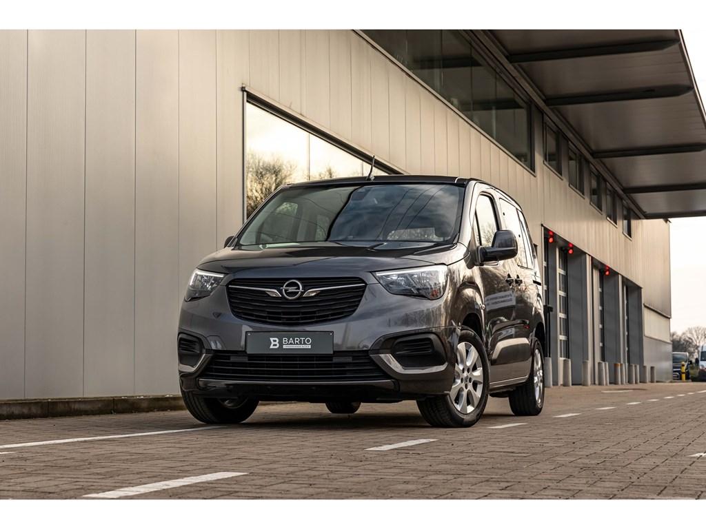 Tweedehands te koop: Opel Combo Grijs - 15Diesel7-zitL1H1NaviAircoAlu Velgen