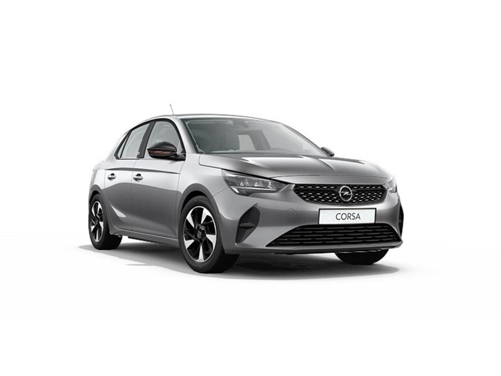 Tweedehands te koop: Opel Corsa Grijs - 5-deurs - e Edition - Elektrisch Automaat 136pk 100kw with 50kw Battery Nieuw