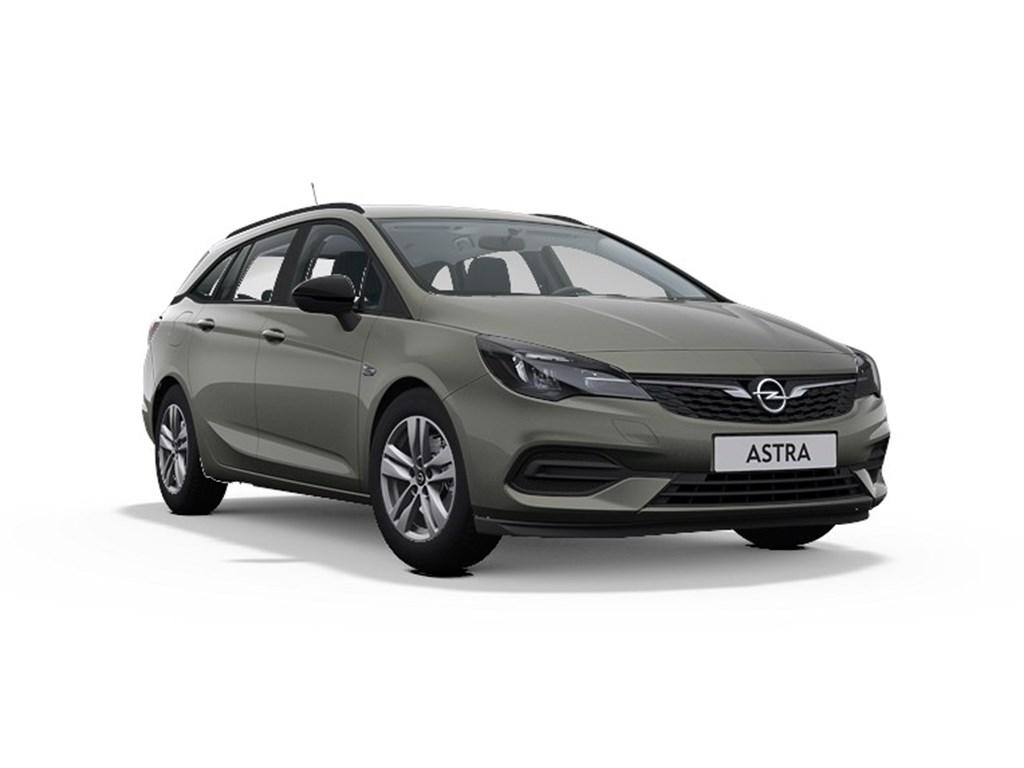Tweedehands te koop: Opel Astra Grijs - Sports Tourer Edition 12 Turbo Benz 110pk SS Manueel 6 - Nieuw